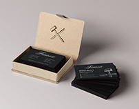 Finesse Masonry Business Cards