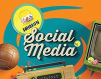 BohoBun - Social Media