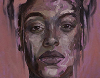 portrait untitled