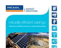 Rexel Energy Solutions Brochure - 4 page