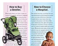 Holy Cross Hospital_Stroller Print Ad