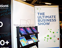 The Ultimate Business Show stand design