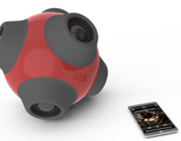 BounceSound wireless sound system