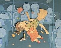 Ilustración - Bondi love