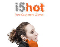 i5hot Cashmere Gloves