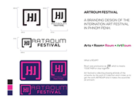 The ARTROUM Art Festival (Student work)