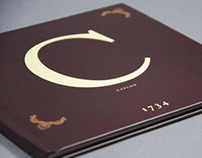 Caslon Typography Book