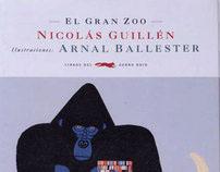 tipography for El Gran Zoo