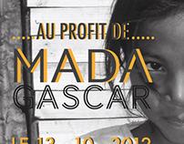 Soirée CaRireTative au profit de Madagascar