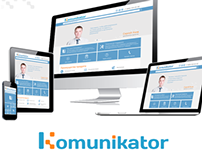 Web site Komunikator