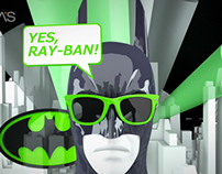 'Ray-Ban' brand promotion