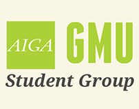 AIGA GMU Student Group Redesign