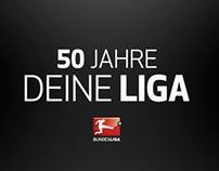 DFL - 50 Jahre Deine Liga
