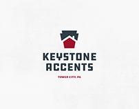 Keystone Accents Branding