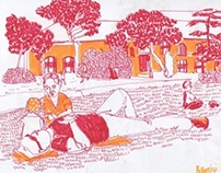 Sketchbook 2012-13