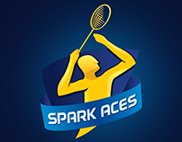 Spark Aces - Logo and Design