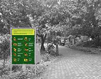 Wayfinding - Sanjay Gandhi National Park