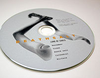 Deathsalt album and disk cover design
