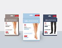 Packaging Design for SOLOVENTEX