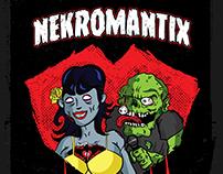 Nekromantix Poster