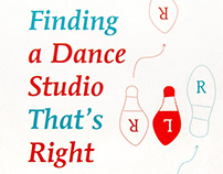Finding a Dance Studio