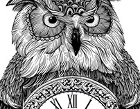 Poster Clock