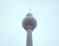 Fernsehturm #berlin.
