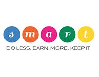 SMART Accountancy - Branding and Identity