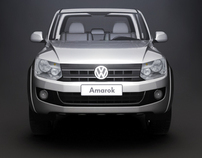 Volkswagen Amarok Touch Screen