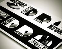 Logo & Cards DJ Keubz