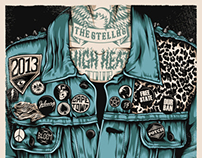 The Stella's - Hot Heat Tour