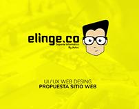 EL INGE | WEBSITE