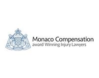 """Logo for """"Monaco Compensation"""""""