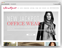 Jackpot Brand Site