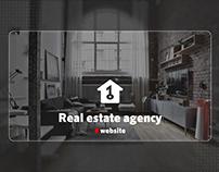 Разработка сайта агентства недвижимости
