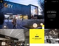 CityMeble Landing Page