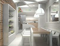 Lettuceat | Interior Space Design