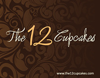 The 12 Cupcakes (redesign)