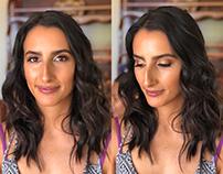 Natural Glam - Bridesmaid Makeup