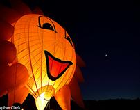 Carolina BalloonFest Hot Air Balloon Festival - Part 3