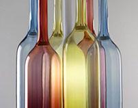 Jar RGB lights by Lasvit