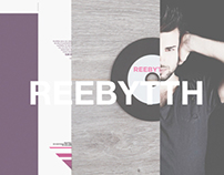 REEBYTTH - CD graphic, packaging and photos