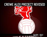 CREWE ALEXANDRA - REBRANDING PROJECT (REVISED)