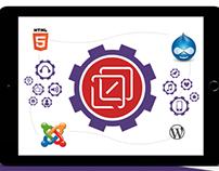 Bootstrap App Development Services | Web Page design