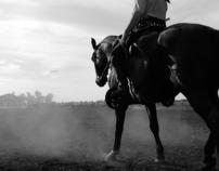 Gaucho rodeo, Argentina