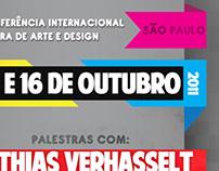 Poster de divulgação | PIXEL SHOW 2011 |