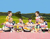 Lotto Belisol for Lidl