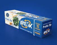 3D Packages // Giromix