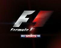 Sky Sports F1 Advert