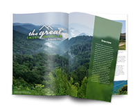 Nat Geo Drives of a Lifetime Publication Design